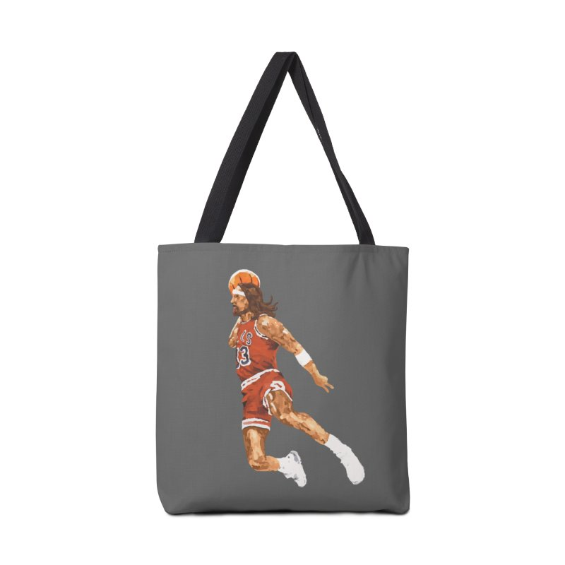 Air Jesus Accessories Bag by Threadless Artist Shop
