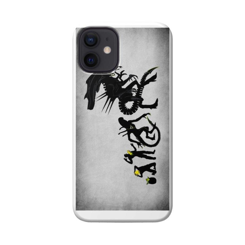 Alien Evolution Accessories Phone Case by Threadless Artist Shop