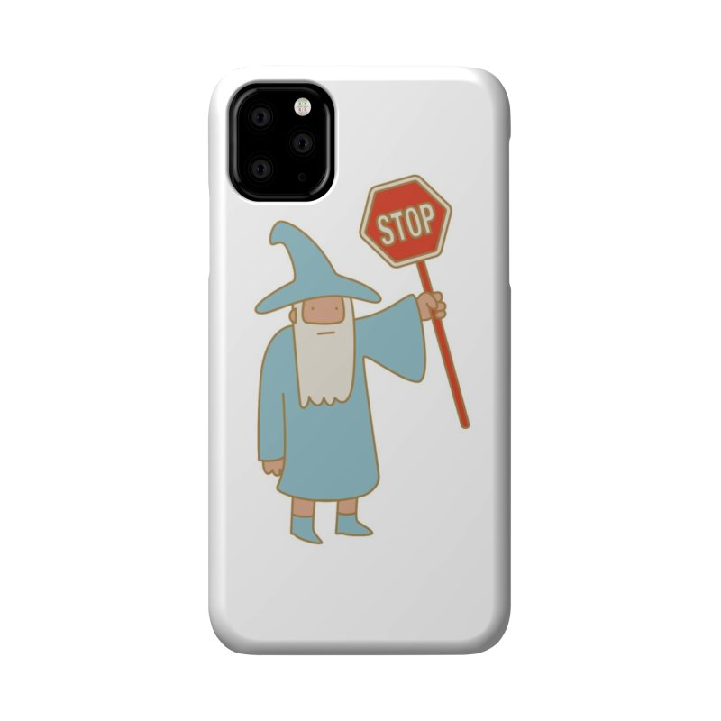 All Shall Stop Accessories Phone Case by Threadless Artist Shop