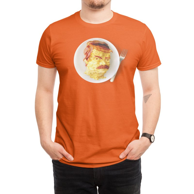 All the Bacon and Eggs Men's T-Shirt by Threadless Artist Shop