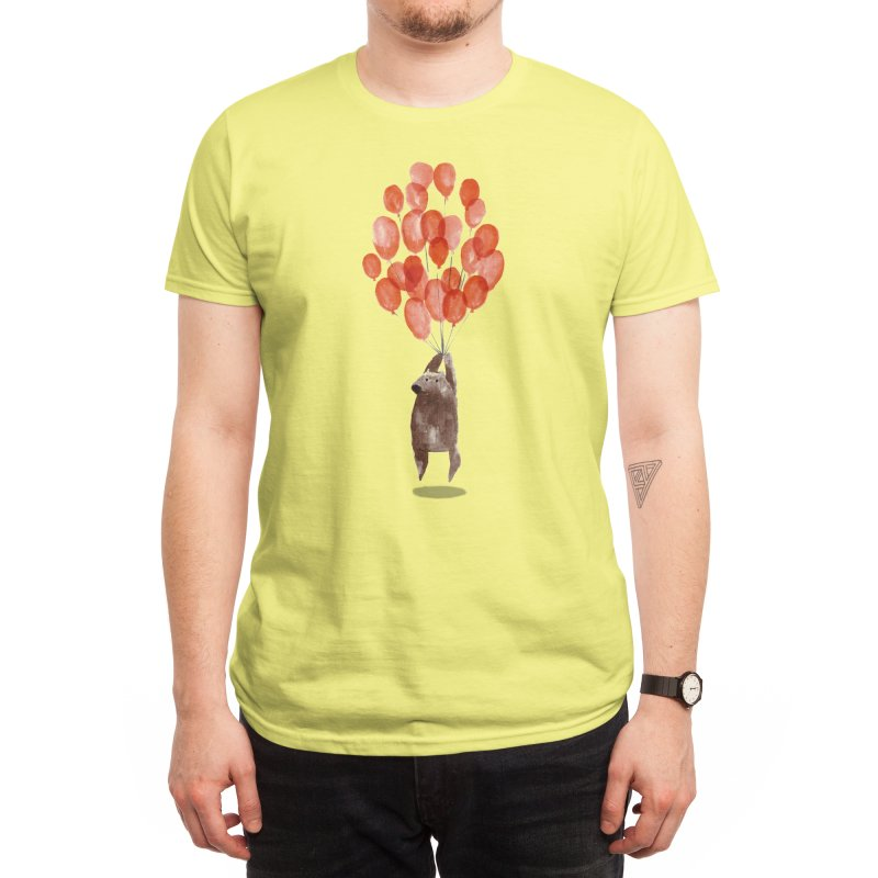 Almost Take Off Men's T-Shirt by Threadless Artist Shop