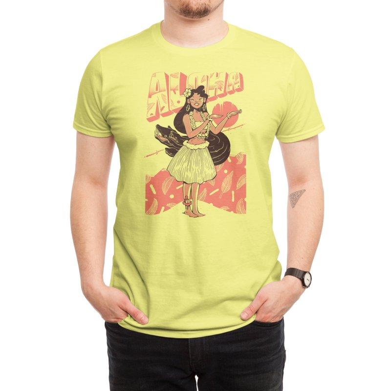 Aloha Men's T-Shirt by Threadless Artist Shop