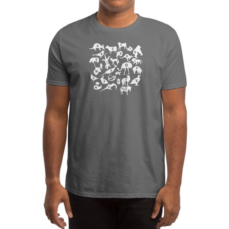 Alphabet Zoo Men's T-Shirt by Threadless Artist Shop