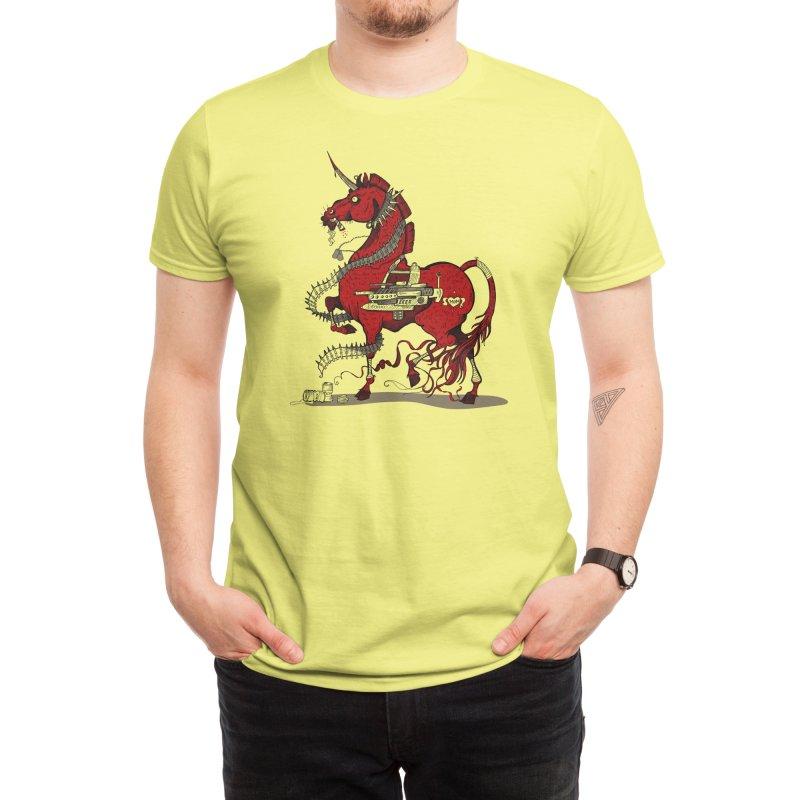 A Unicorn For Boys Men's T-Shirt by Threadless Artist Shop