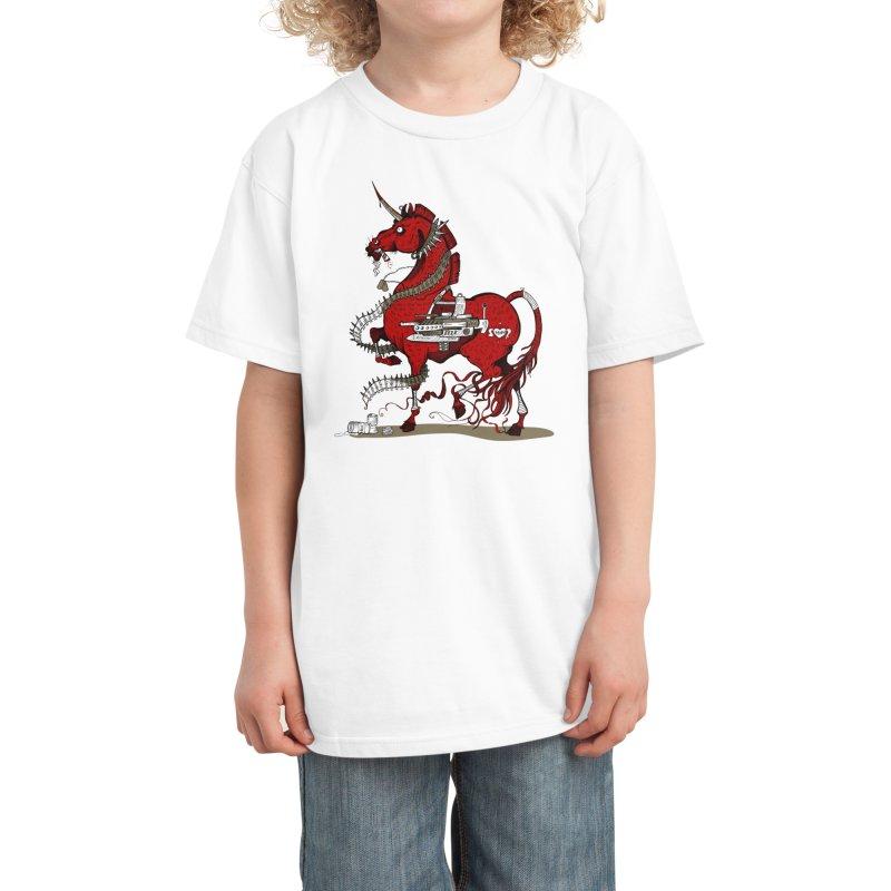 A Unicorn For Boys Kids T-Shirt by Threadless Artist Shop