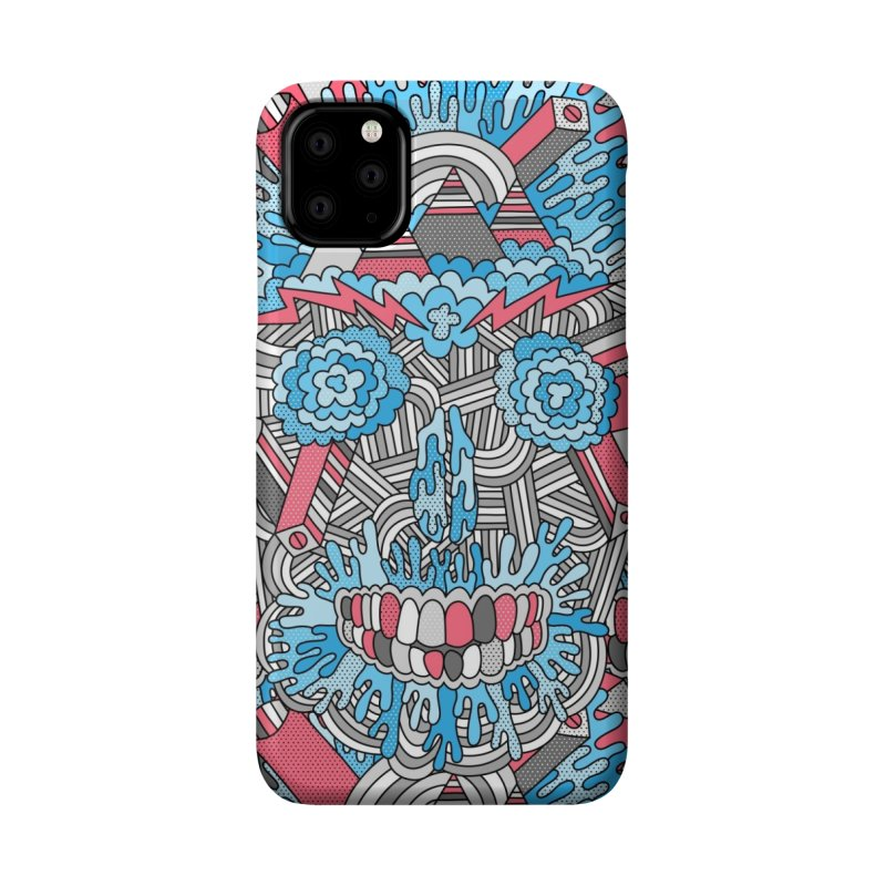Anatomy of a Skull Accessories Phone Case by Threadless Artist Shop