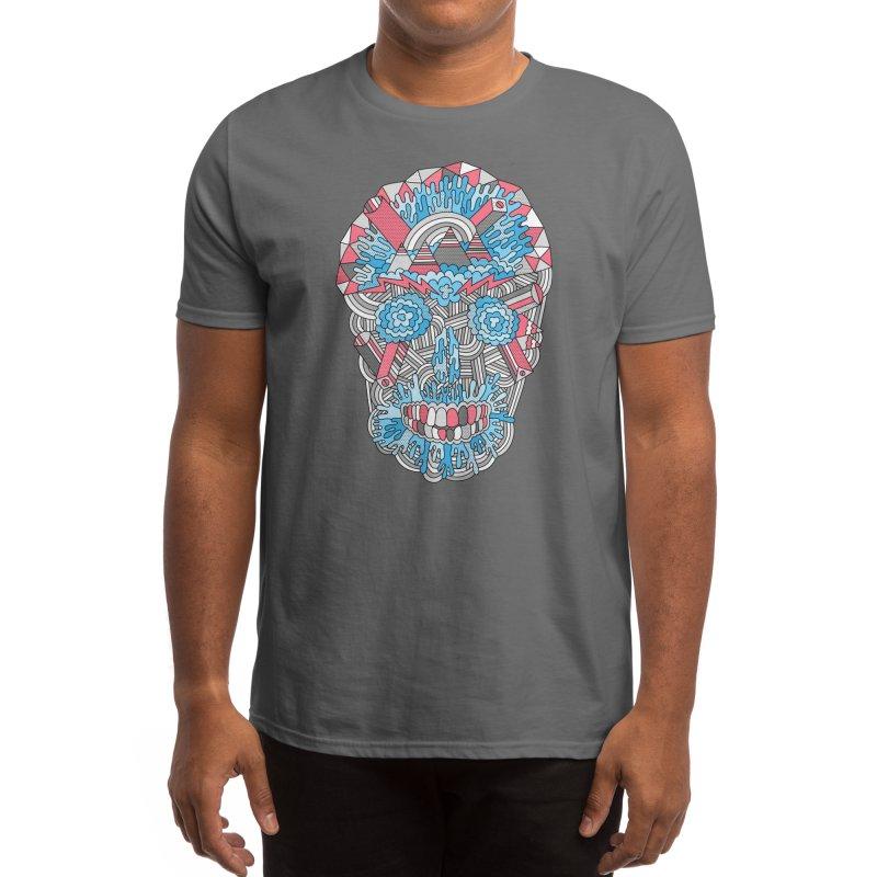 Anatomy of a Skull Men's T-Shirt by Threadless Artist Shop