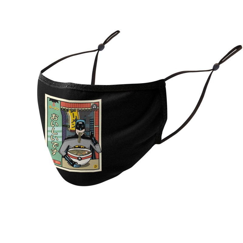 and Ramen Accessories Face Mask by Threadless Artist Shop