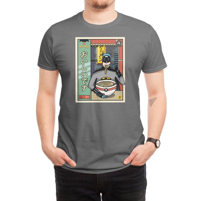 and Ramen Men's T-Shirt by Threadless Artist Shop