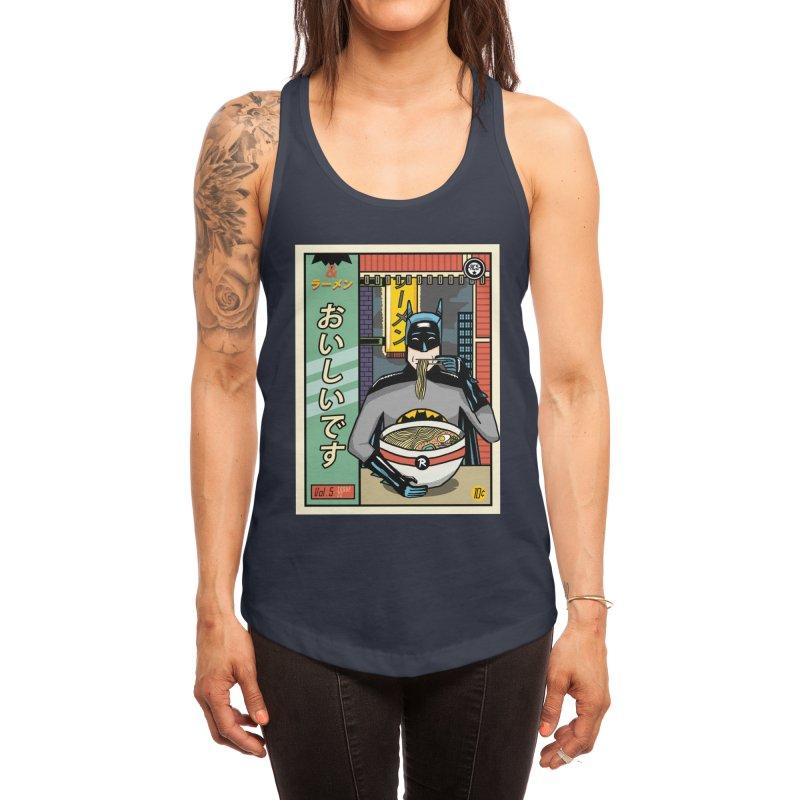 and Ramen Women's Tank by Threadless Artist Shop