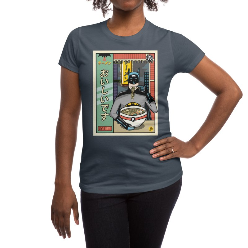 and Ramen Women's T-Shirt by Threadless Artist Shop