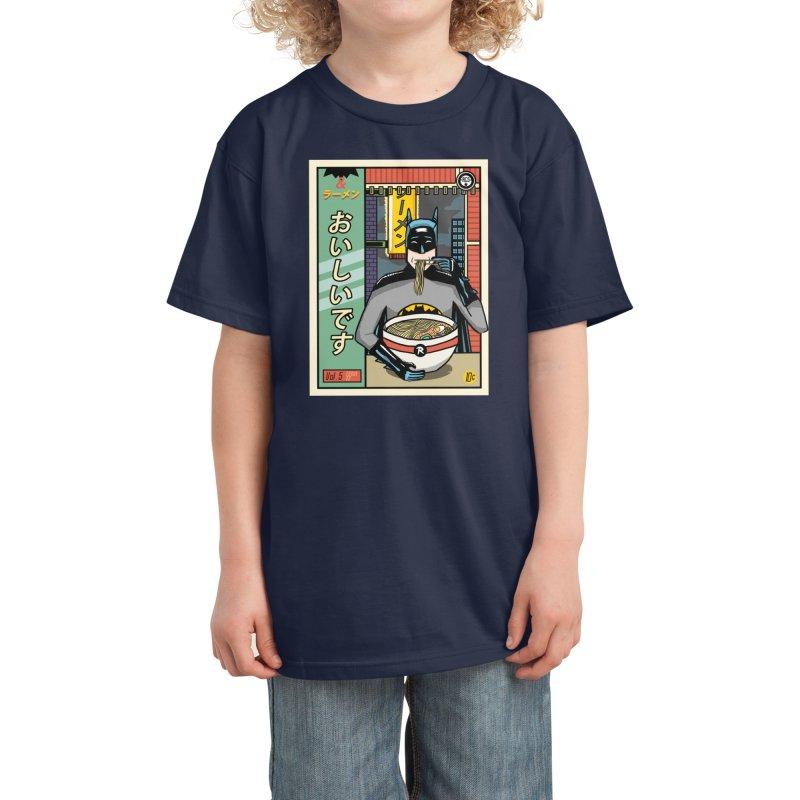 and Ramen Kids T-Shirt by Threadless Artist Shop