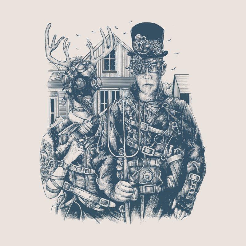 American Steampunk Men's T-Shirt by Threadless Artist Shop