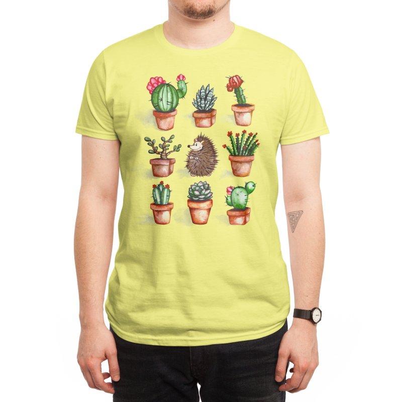 Among Friends Men's T-Shirt by Threadless Artist Shop