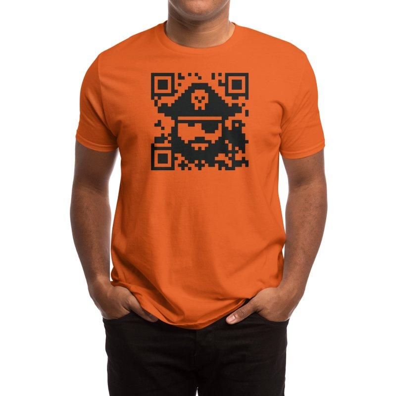Arrrgmented Reality Men's T-Shirt by Threadless Artist Shop