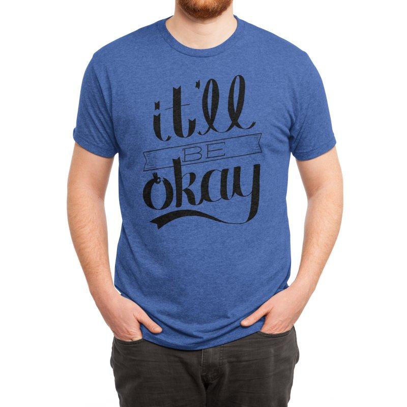A-OK Men's T-Shirt by Threadless Artist Shop