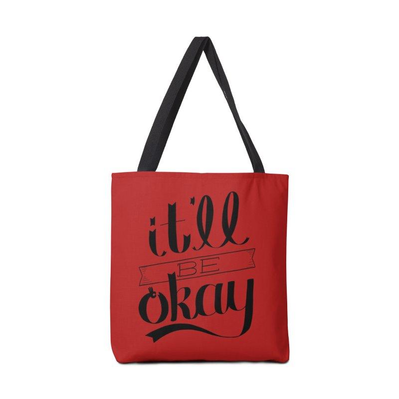 A-OK Accessories Bag by Threadless Artist Shop