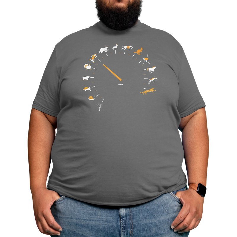 As Fast As I Can Men's T-Shirt by Threadless Artist Shop