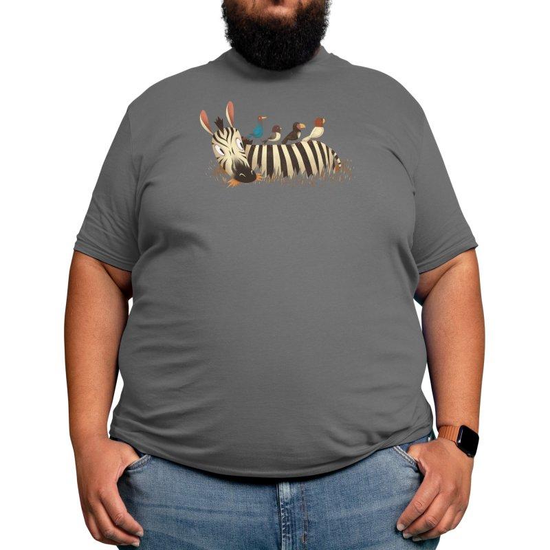 Abbey Zebra Men's T-Shirt by Threadless Artist Shop