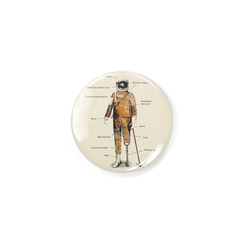 Astropirate Accessories Button by Threadless Artist Shop