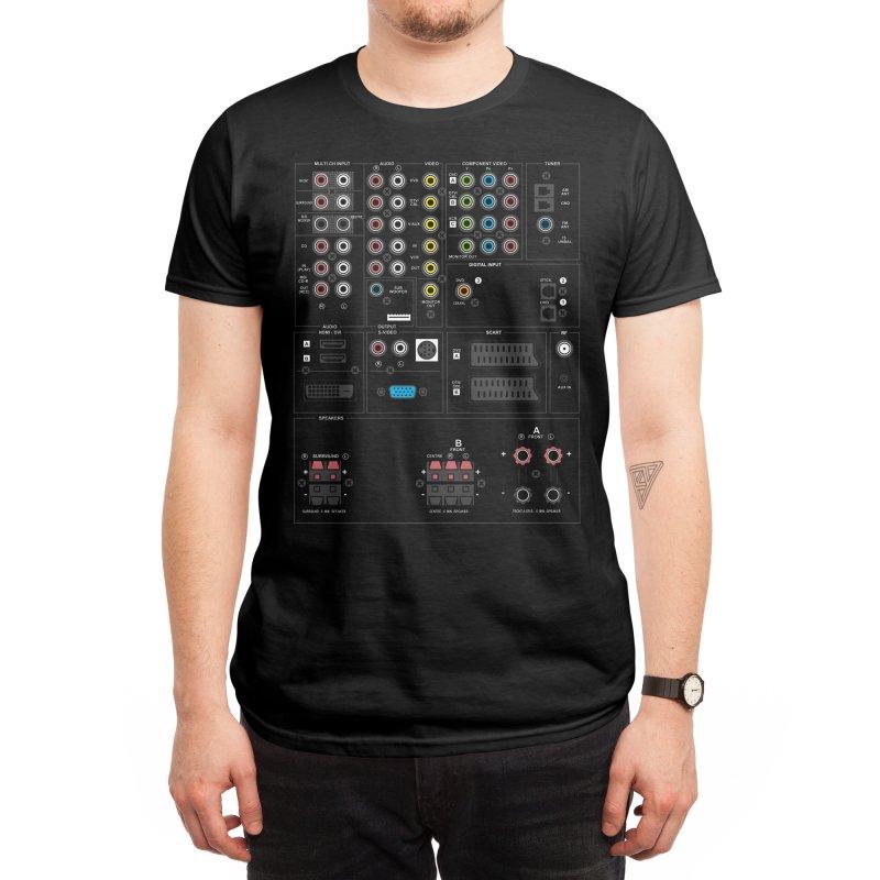 AV Men's T-Shirt by Threadless Artist Shop
