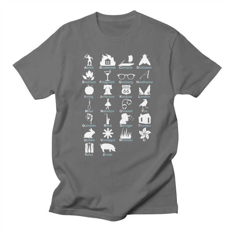 ABC's of Literature Women's T-Shirt by Threadless Artist Shop
