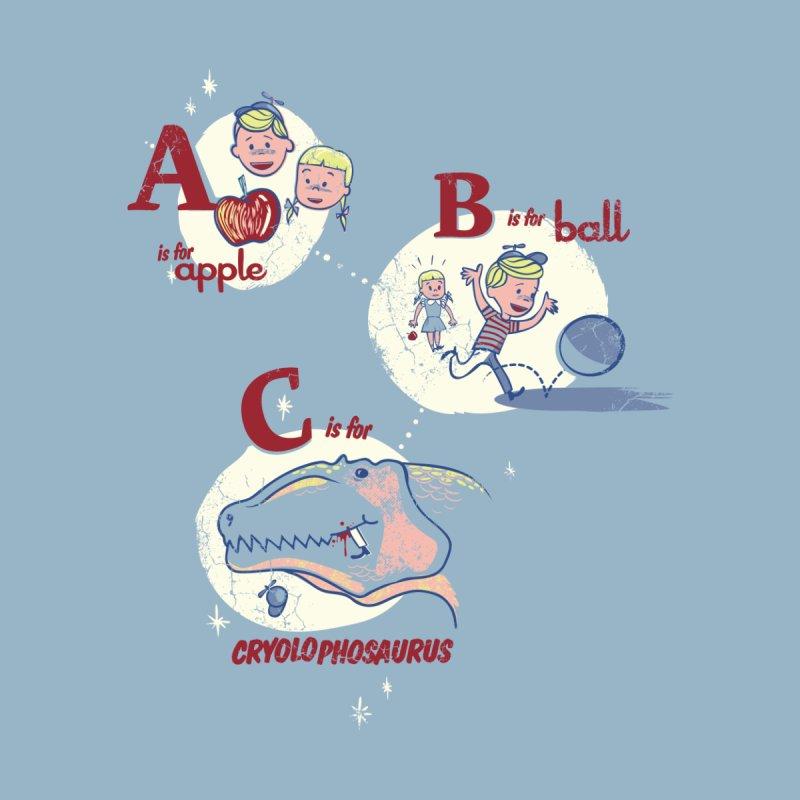 ABCs Men's T-Shirt by Threadless Artist Shop