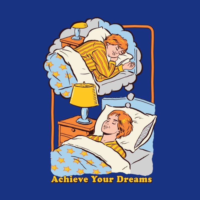 Achieve Your Dreams Home Tapestry by Threadless Artist Shop