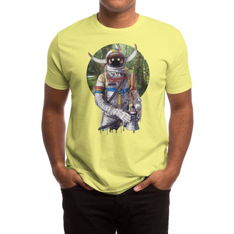 Admiral of the Fleet Men's T-Shirt by Threadless Artist Shop
