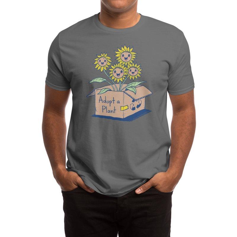 Adopt a Plant Men's T-Shirt by Threadless Artist Shop