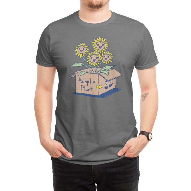 Adopt a Plant Men's T-Shirt by Threadless Artist Shop