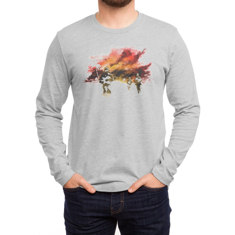 Art No War Men's Longsleeve T-Shirt by Threadless Artist Shop