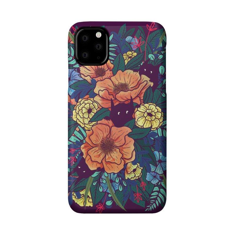 Wild Flowers Accessories Phone Case by Threadless Artist Shop