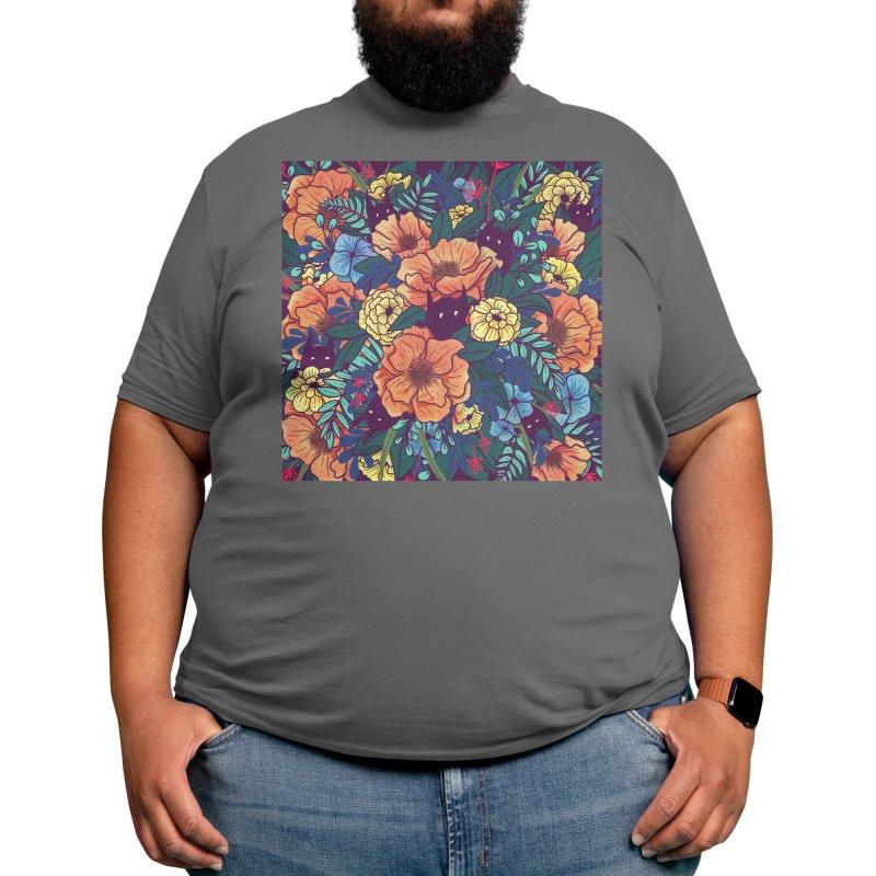 Wild Flowers Men's T-Shirt by Threadless Artist Shop