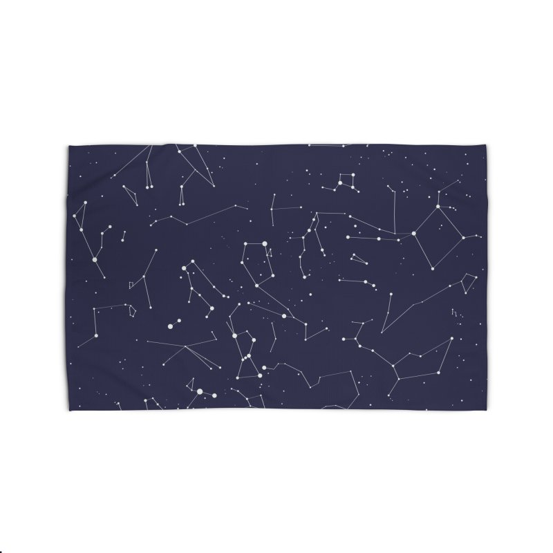 Dot to Dot Home Rug by Threadless Artist Shop