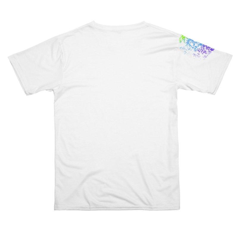 Technicolour Rex Men's Cut & Sew by Threadless Artist Shop