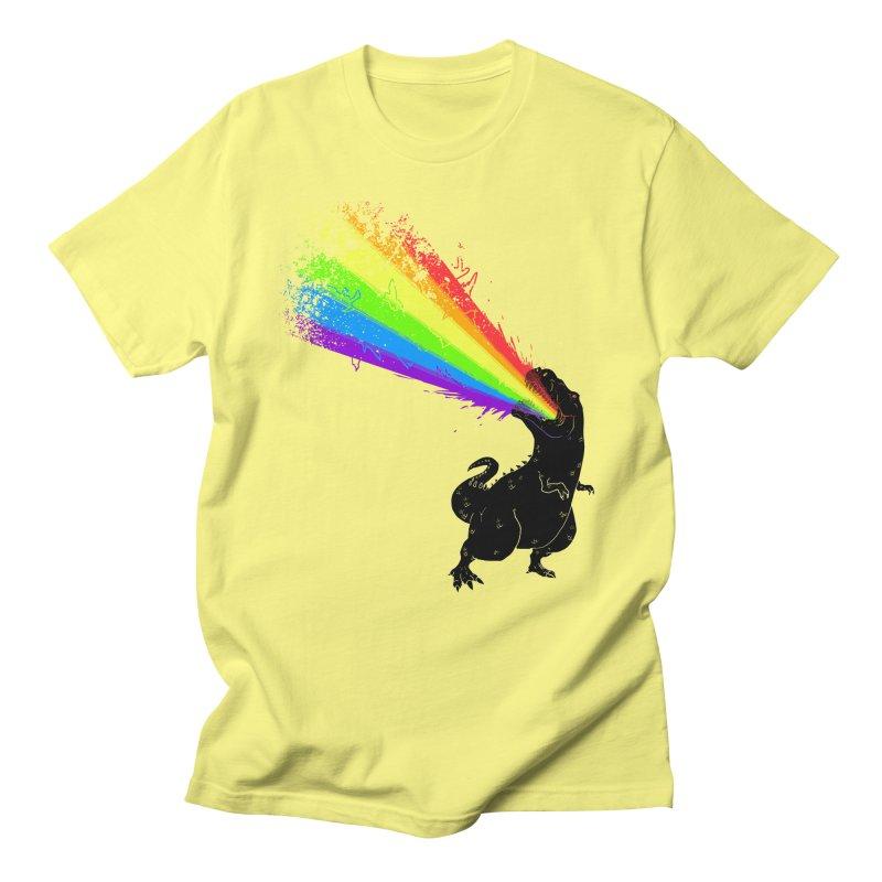 Technicolour Rex Women's T-Shirt by Threadless Artist Shop