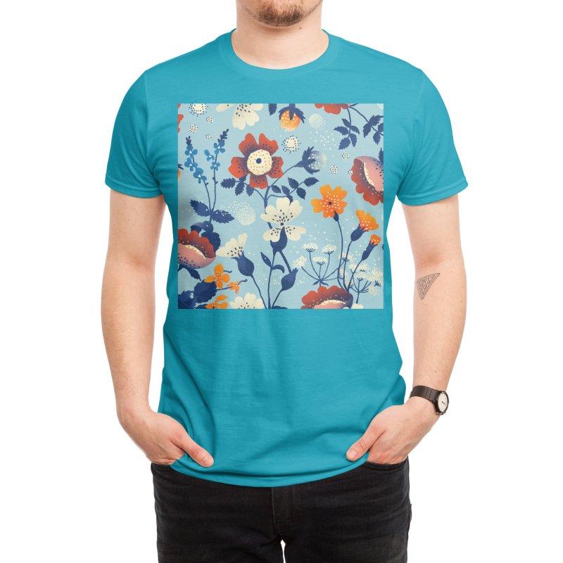 Garden Men's T-Shirt by Threadless Artist Shop