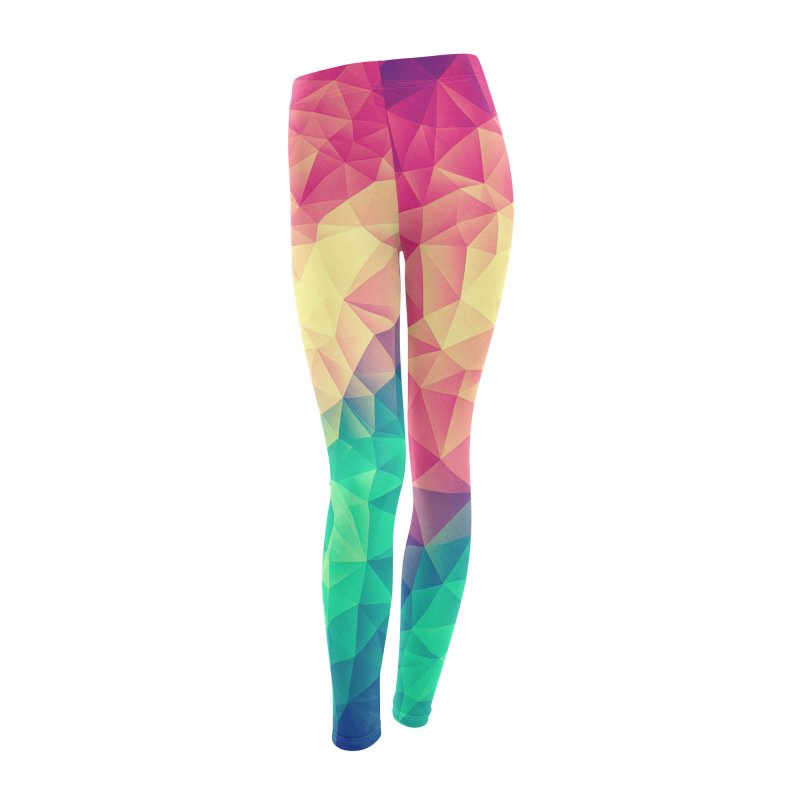 Color Bomb! Women's Bottoms by Threadless Artist Shop