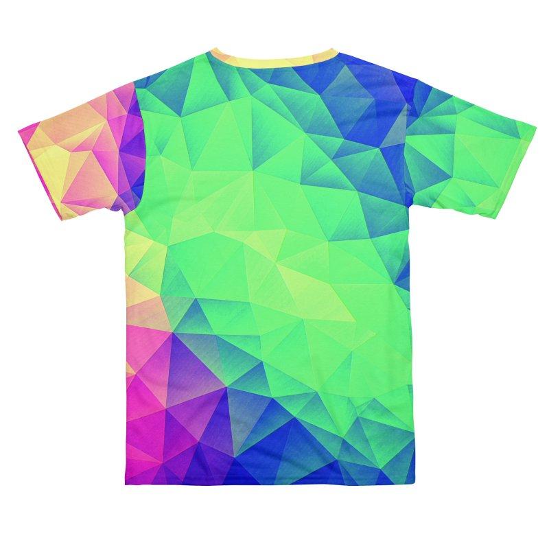Color Bomb! Men's Cut & Sew by Threadless Artist Shop
