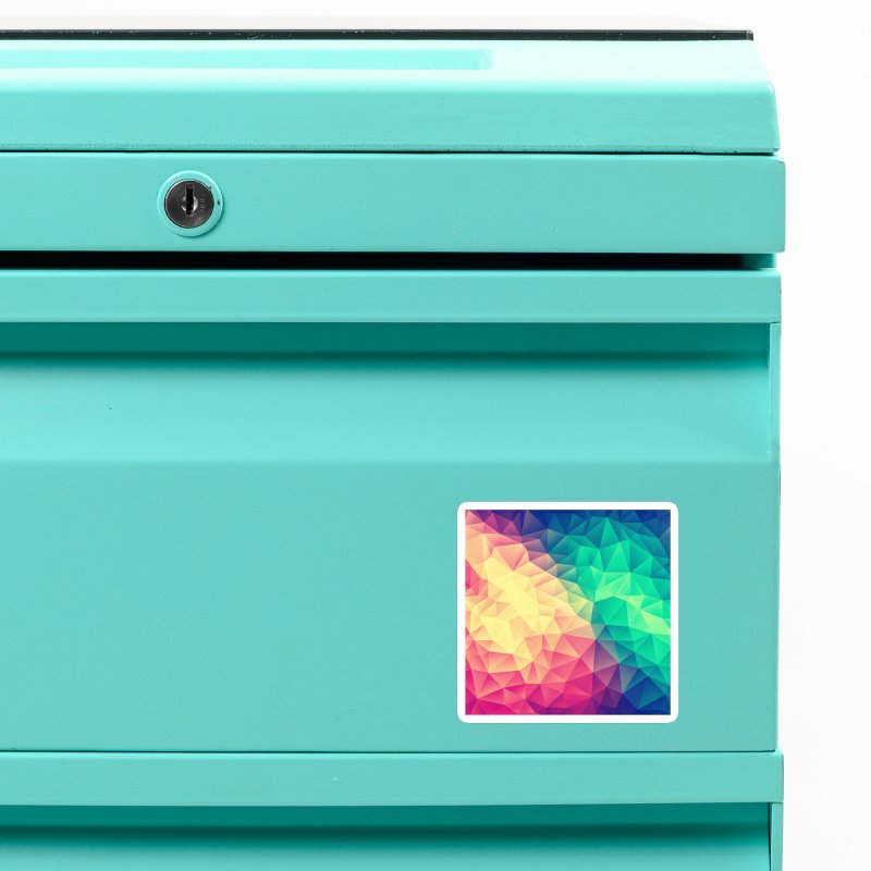 Color Bomb! Accessories Magnet by Threadless Artist Shop