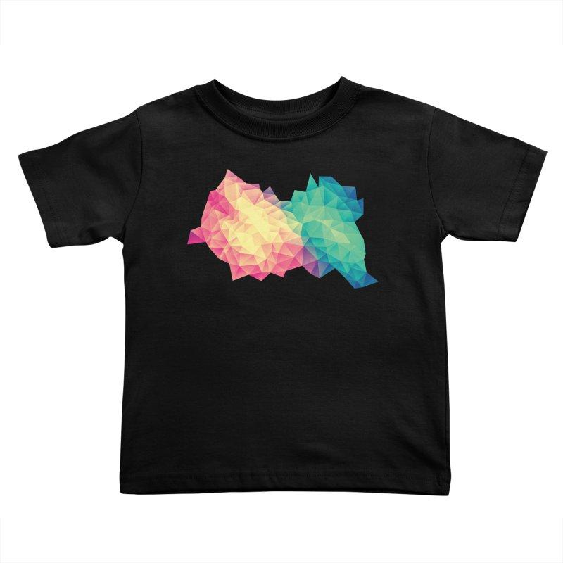 Color Bomb! Kids Toddler T-Shirt by Threadless Artist Shop