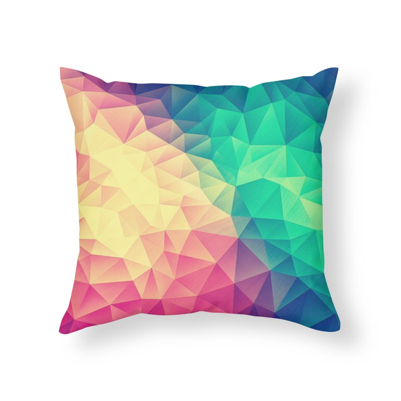 Color Bomb! Home Throw Pillow by Threadless Artist Shop