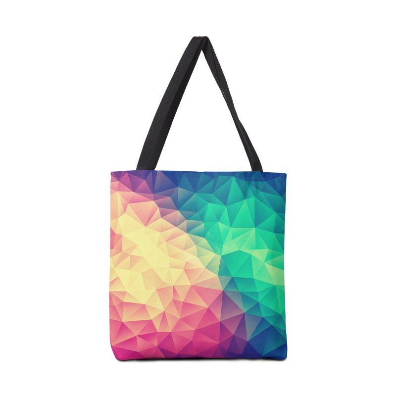 Color Bomb! Accessories Bag by Threadless Artist Shop