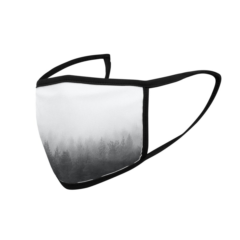Noble Woods of Grey Accessories Face Mask by Threadless Artist Shop