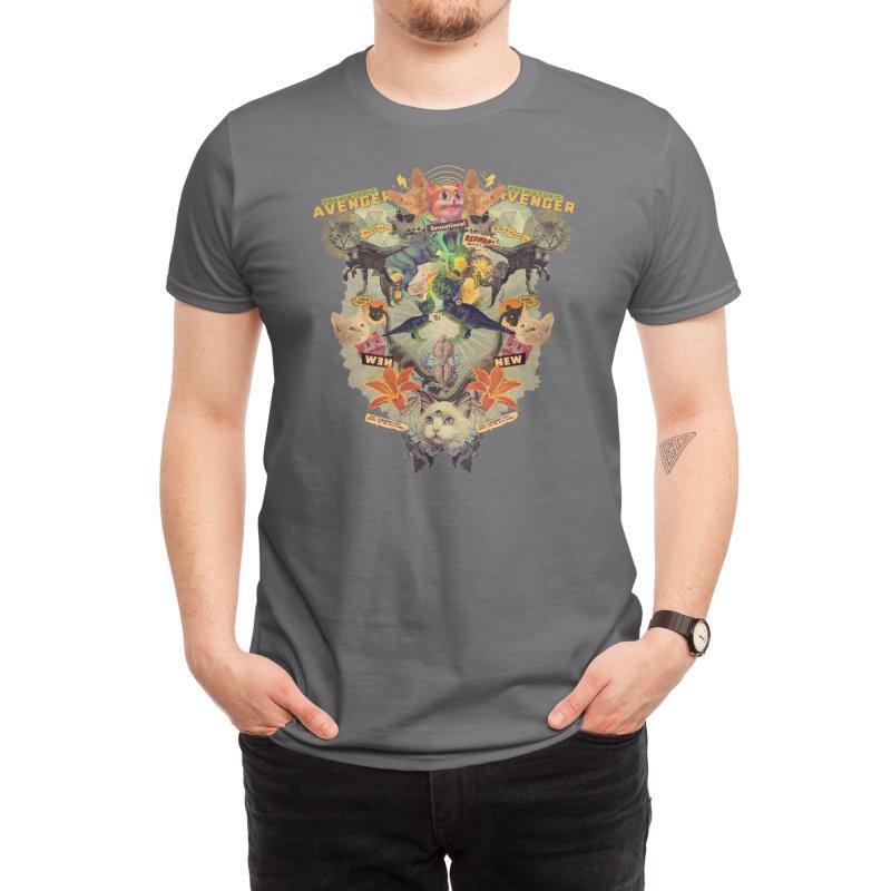 Meowosaurus Men's T-Shirt by Threadless Artist Shop