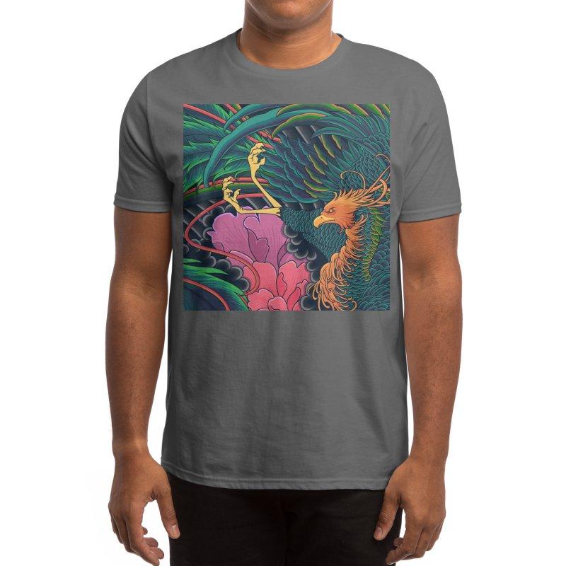 The Grand Phoenix Men's T-Shirt by Threadless Artist Shop
