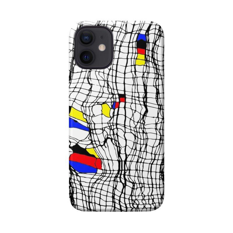 Drunk Mondrian Accessories Phone Case by Threadless Artist Shop