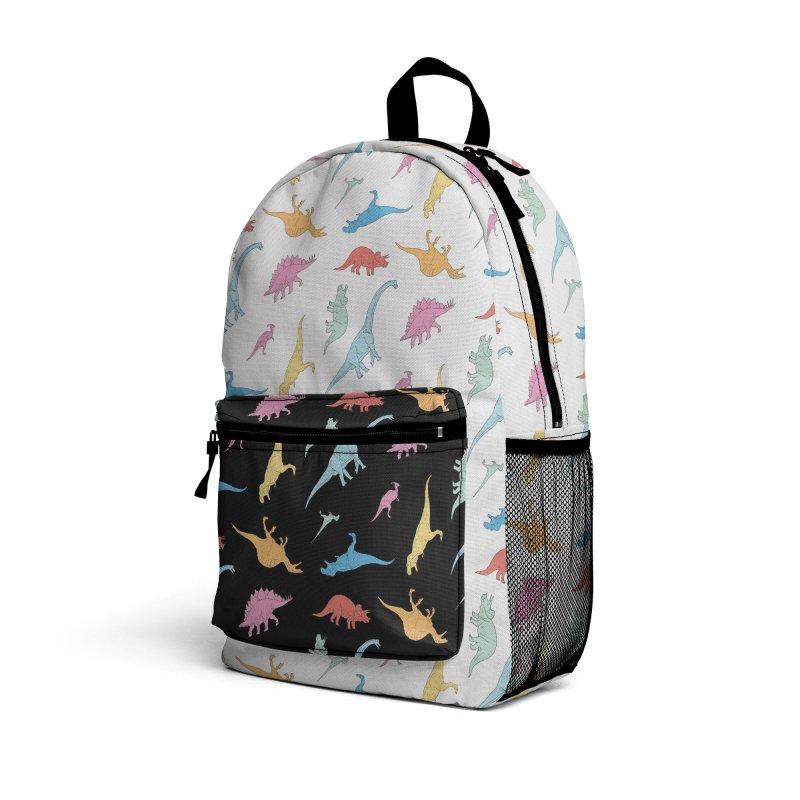 Dino Accessories Bag by Threadless Artist Shop