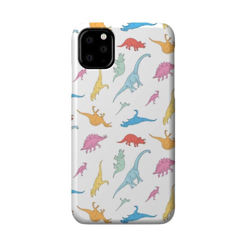 Dino Accessories Phone Case by Threadless Artist Shop